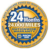 Warranty | Victorville, CA